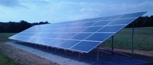Consultation And Proposal Regular Ground Mount Solar