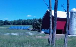 Solar Array Photo - June 5, 2013