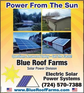 Blue Roof Farms Ad