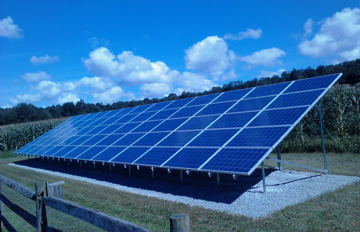 Consultation And Proposal Regular Ground Mount Solar